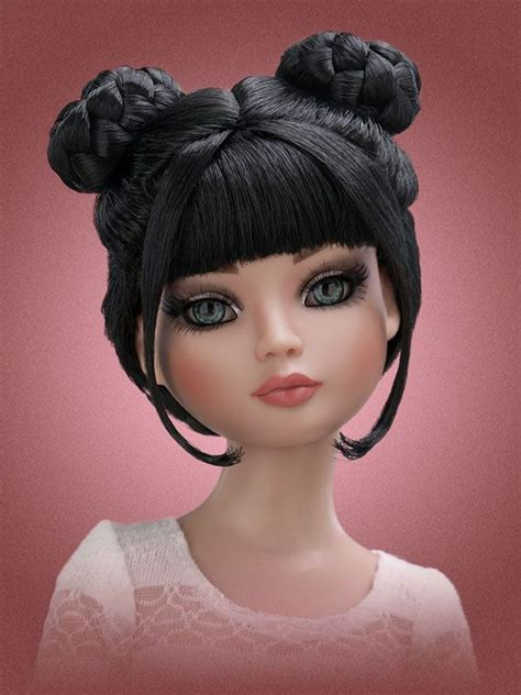 top 25 best doll hairstyles ideas on pinterest ag doll hairstyles girl hair and girl hairstyles