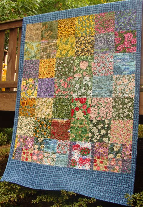 State Quilts by Nifty Fifty Quilters Of America 50 State Flower Quilts