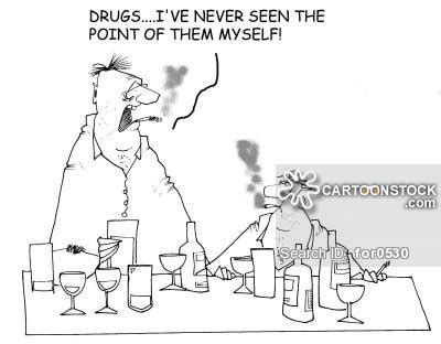 cartoon alcohol abuse drug abuse cartoons and comics funny pictures from