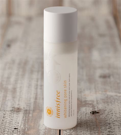 Toner Innisfree skin care whitening pore skin innisfree
