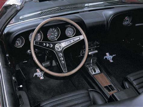 1969 mustang interior on sale