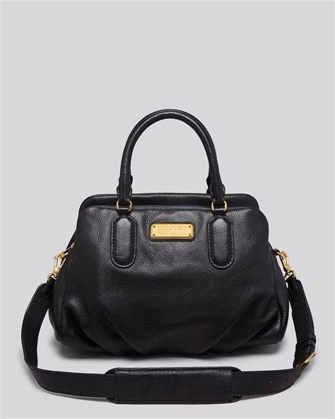 Marc By Marc Dr Groovee Handbag by Marc By Marc Satchel New Q Baby Groovee In Black