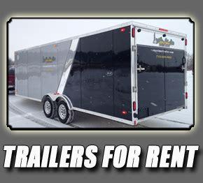 pontoon trailer rental eau claire wi anytime trailer trailer sales trailer rental boat