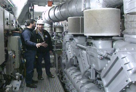 ferry engine alaska s fast ferries getting new engines installed