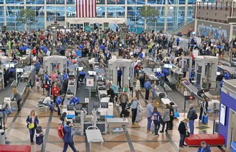tsa lines might keep many travelers from flying