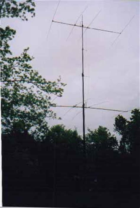 stacked yagi antennas ham radio library