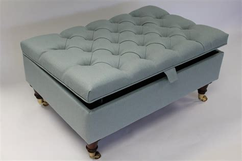 living room ottoman with storage fabric ottoman with storage home design