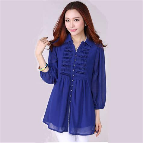 Bigsize Plussize Blouse aliexpress buy shirt casual blouses