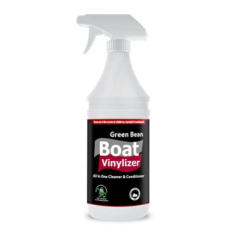 boat vinyl cleaner conditioner boat vinylizer leather and vinyl cleaner 32 oz