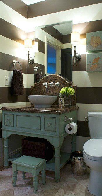 teal and brown bathroom 40 stylish small bathroom design ideas