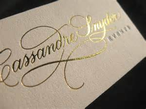 gold foiled business cards business card ideas and inspiration 7