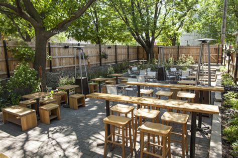 backyard inn chicago s patio season guide 2016 edition eater chicago