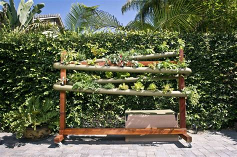 vertikale bepflanzung 1001 ideen zum thema quot vertikaler garten quot mit praktischen