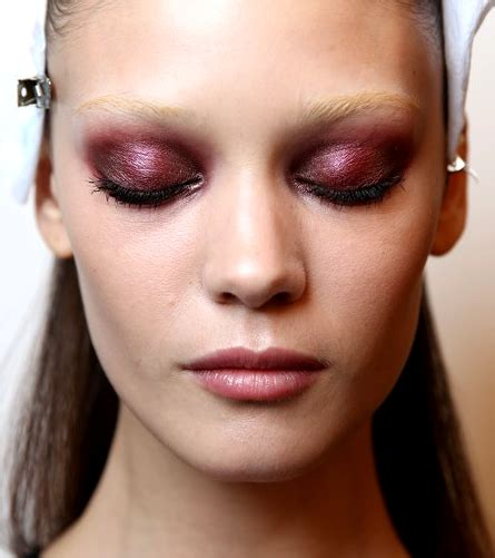 Mid Week Trend Report The New Smokey Eye 2 by Pictures Makeup Trends For Fall Winter 2013 2014 Bold