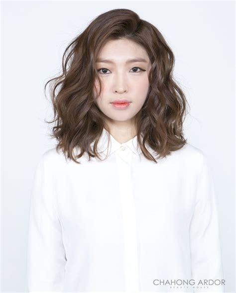 asian hair spiral the 25 best permed medium hair ideas on pinterest curly