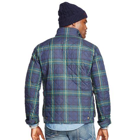 How To Use Ralph Lauren Gift Card Online - polo ralph lauren tartan hooded jacket belliard construction