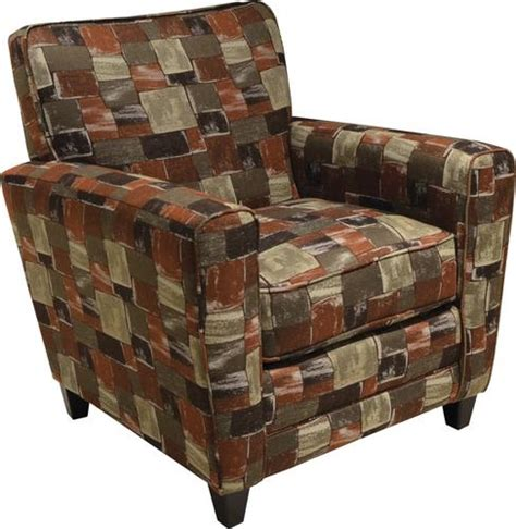 brown patterned chair coronado accent chair in brown pattern fabric by jackson