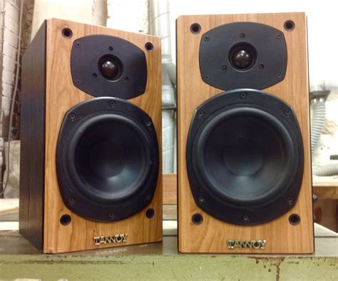 tannoy mercury m1 bookshelf speakers in brighton east