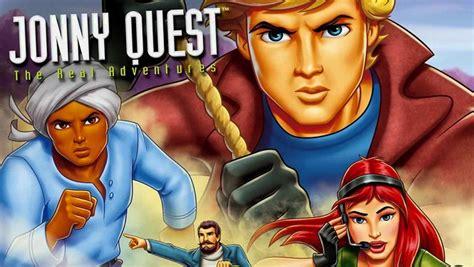 film kartun jonny quest the real adventures of jonny quest 1996 for rent on dvd