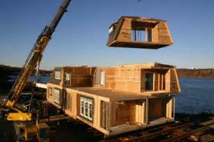 modular home construction modular home builder housing permits climbing 4th qtr