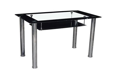Luxury Glass Dining Table Luxury Glass Dining Table Set With Dining Room Furniture