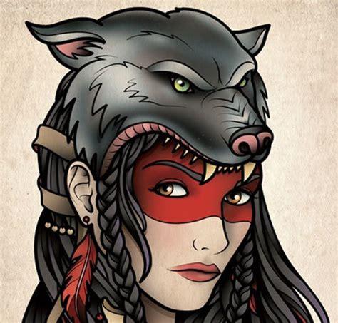 29 nice wolf tattoo designs