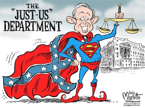jeff sessions cartoon president is senator jeff sessions architect of the president s