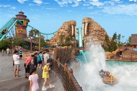 theme park zhuhai pgav designed chimelong ocean kingdom wins thea pgav