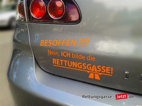 Rettungsgasse Aufkleber Lkw by Rettungsgasse Jetzt De Nicht Warten Handeln Sofort Bei