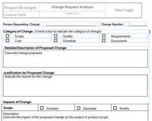 perform project integrated change control templates