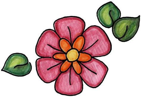imagenes de flores y mariposas animadas dibujos de flores para dibujar imprimir dibujos retratos