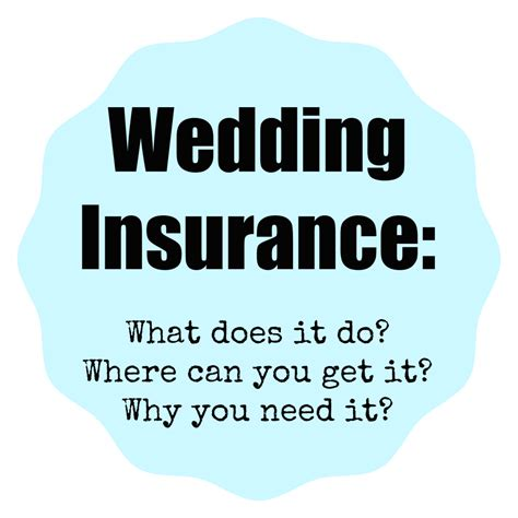 Wedding Planner Insurance by Wedding Insurance What Is It Simply Wedding