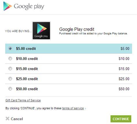 my google play order guthaben direkt via google play aufladen nur leider nicht