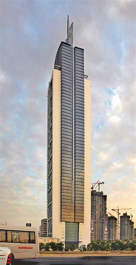 millennium tower dubai uae  architect
