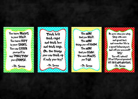 Poster Quote 018 dr seuss quotes posters quotesgram