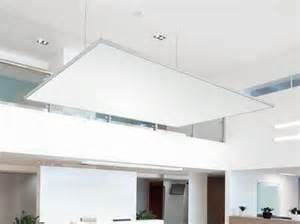 deckensegel knauf acoustic ceiling clouds thermatex 174 sonic modern by knauf