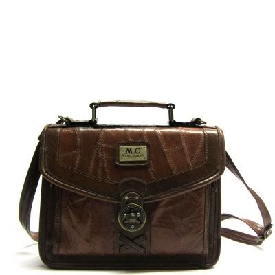 Tas Brown By Nr Fashion marc chantal vintage tas tassen 25118 doortje