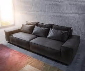 big big sofa delife big sofa sirpio 270x125 cm anthrazit vintage