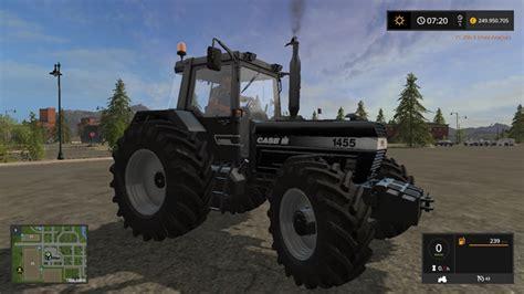 Ih 1 Black fs17 ih 1455 xl black edition v 1 0 simulator mods