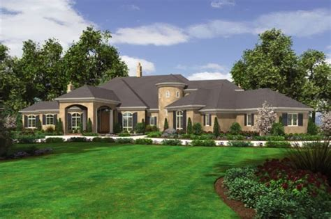 marvelous luxury home plan 5 luxury estate house plans