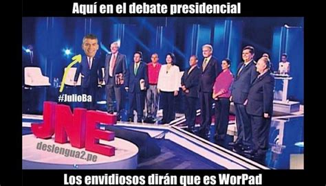 Memes Debate - debate presidencial mira los divertidos memes despu 233 s del