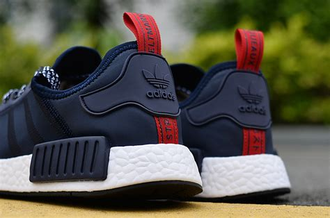 Adidas Nmd Runner Navi Blue advanced design adidas nmd r1 runner navy blue white