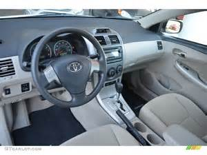 2012 toyota corolla le interior color photos gtcarlot