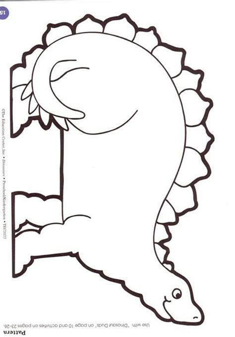 name the pattern unit for each dinosaur pattern great to shrink size for preschool name
