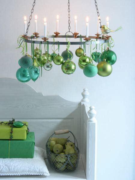 adventsdeko modern moderne und ausgefallene weihnachtsdekoration