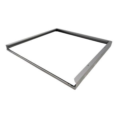 cornici led telaio frame cornice per pannello quadrato 60x60 cm
