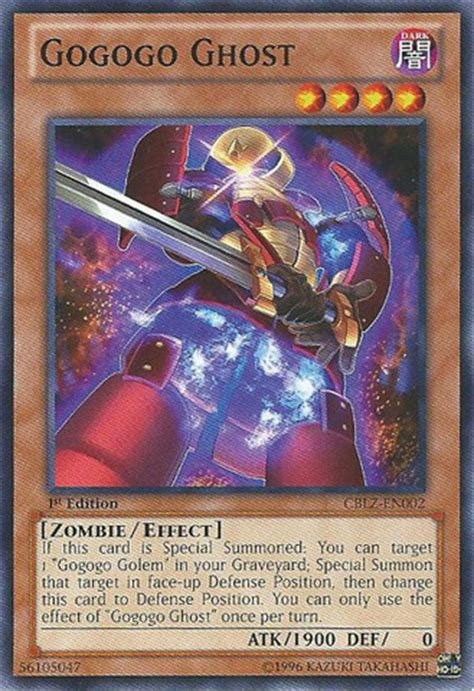 Kartu Yugioh Blue Blooded Oni It S A Go Go Go Go Go Ghost Alter Reality