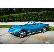 1969 Chevrolet Corvette For Sale  ClassicCarscom CC 814694
