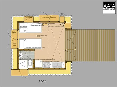 micro house design by gabrijela tumbas papic 28 best tiny square houses images on pinterest tiny