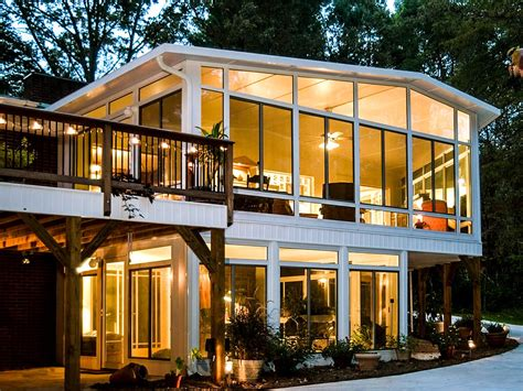 cathedral sunrooms american home design in nashville tn deck under cover american home design in nashville tn